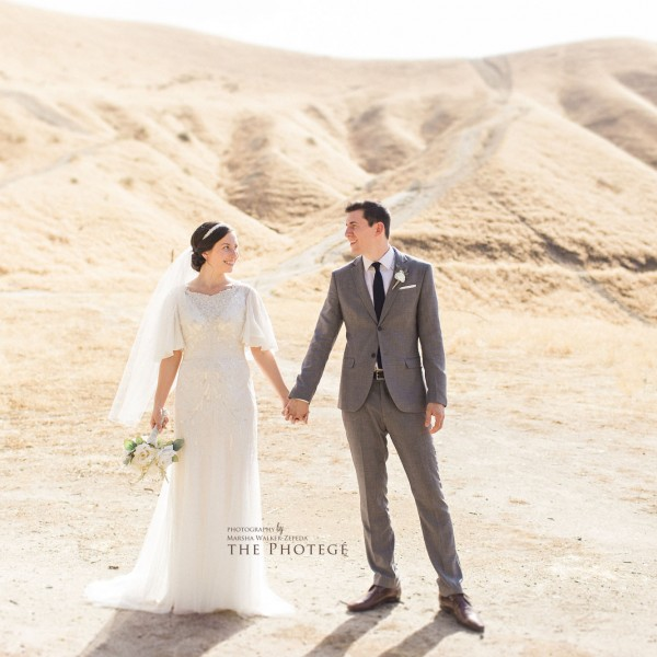 Breanna + Brandon = MARRIED {bakersfield, california, noriega house wedding}