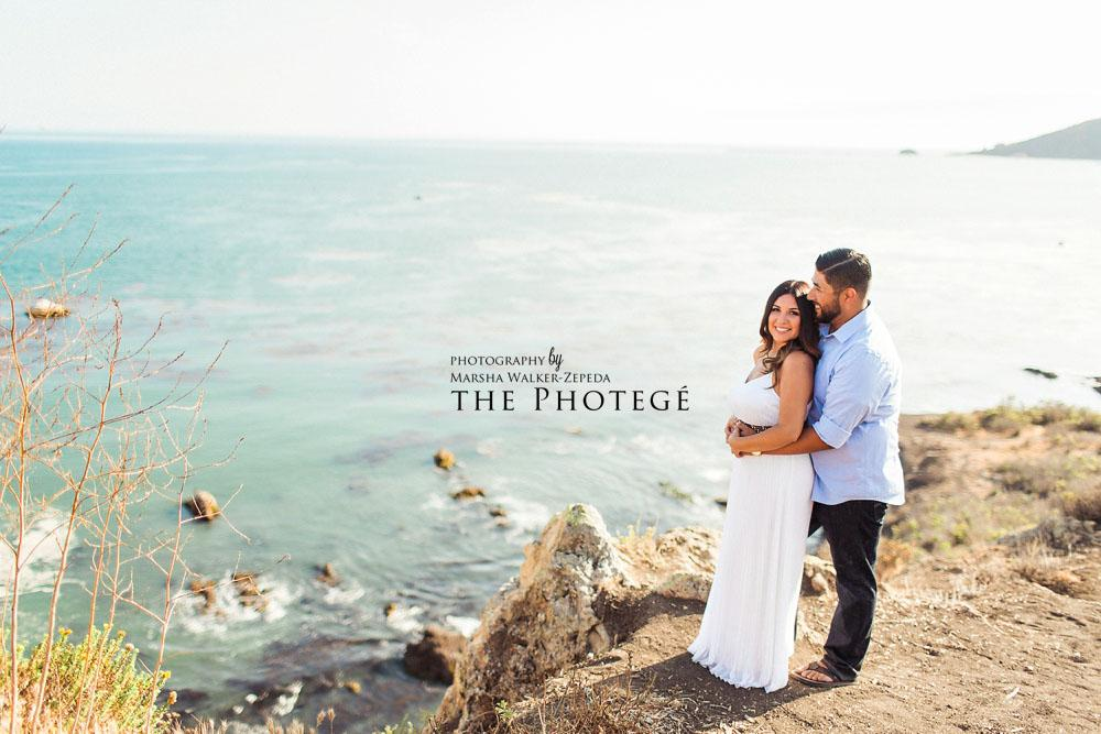 Pirate's Cove, Pismo Beach, Central Coast Engagement Photography