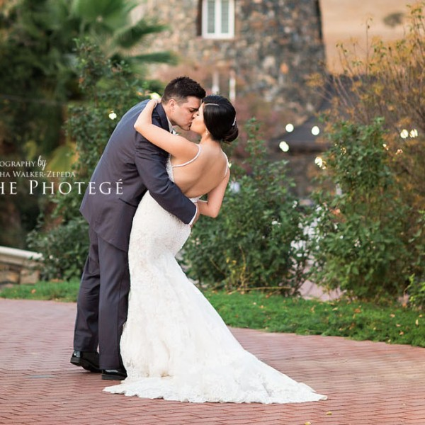 Claudia + Tony = MARRIED {clovis castle, fresno, California wedding photography}