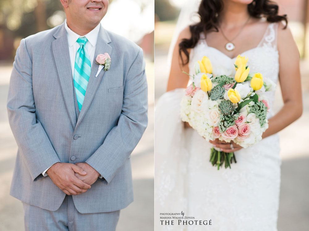 Kelci + Hunter = MARRIED {kern county museum, bakersfield, california wedding photography}