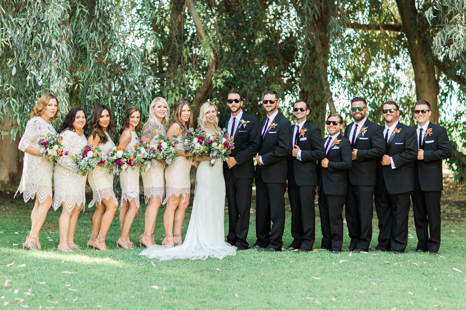 The Photege - Elegant Boho Wedding on Suburu Farm in Bakersfield California- Cassie and Darin Buoni-2995