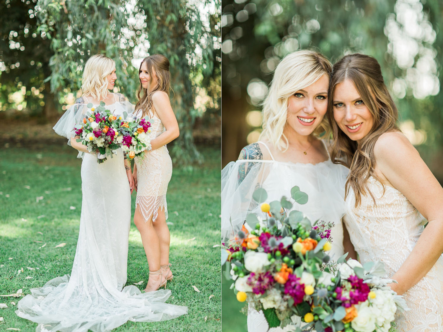 The Photege - Elegant Boho Wedding on Suburu Farm in Bakersfield California- Cassie and Darin Buoni-2998