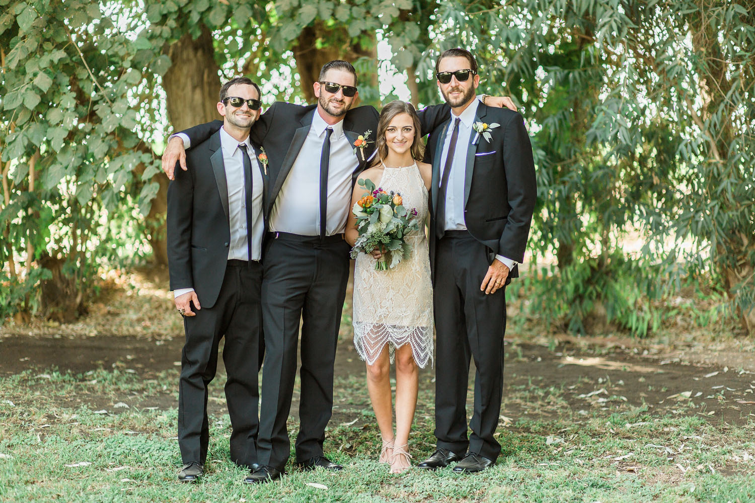 The Photege - Elegant Boho Wedding on Suburu Farm in Bakersfield California- Cassie and Darin Buoni-2999