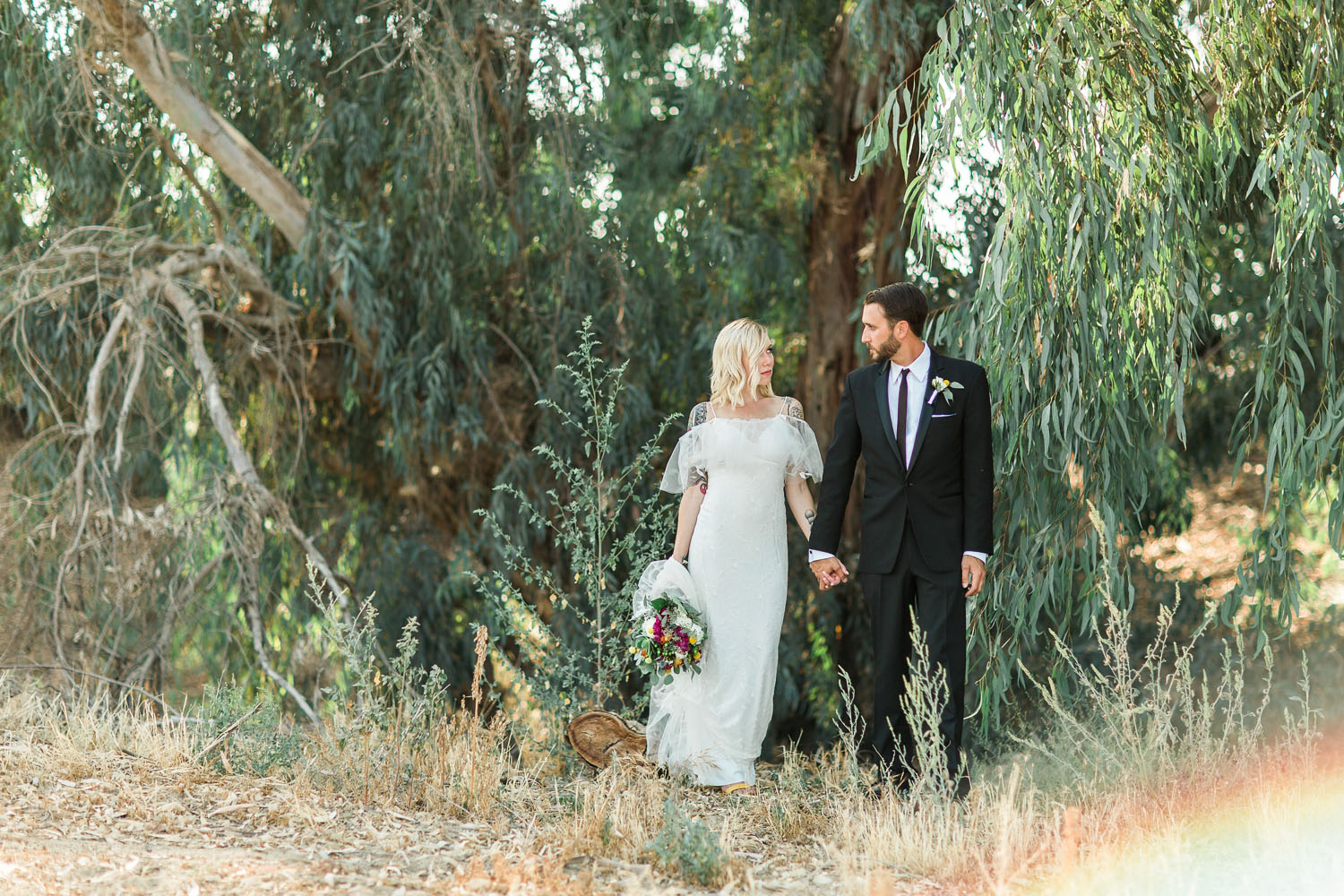 The Photege - Elegant Boho Wedding on Suburu Farm in Bakersfield California- Cassie and Darin Buoni-3009