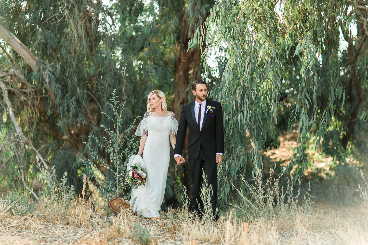 The Photege - Elegant Boho Wedding on Suburu Farm in Bakersfield California- Cassie and Darin Buoni-3010