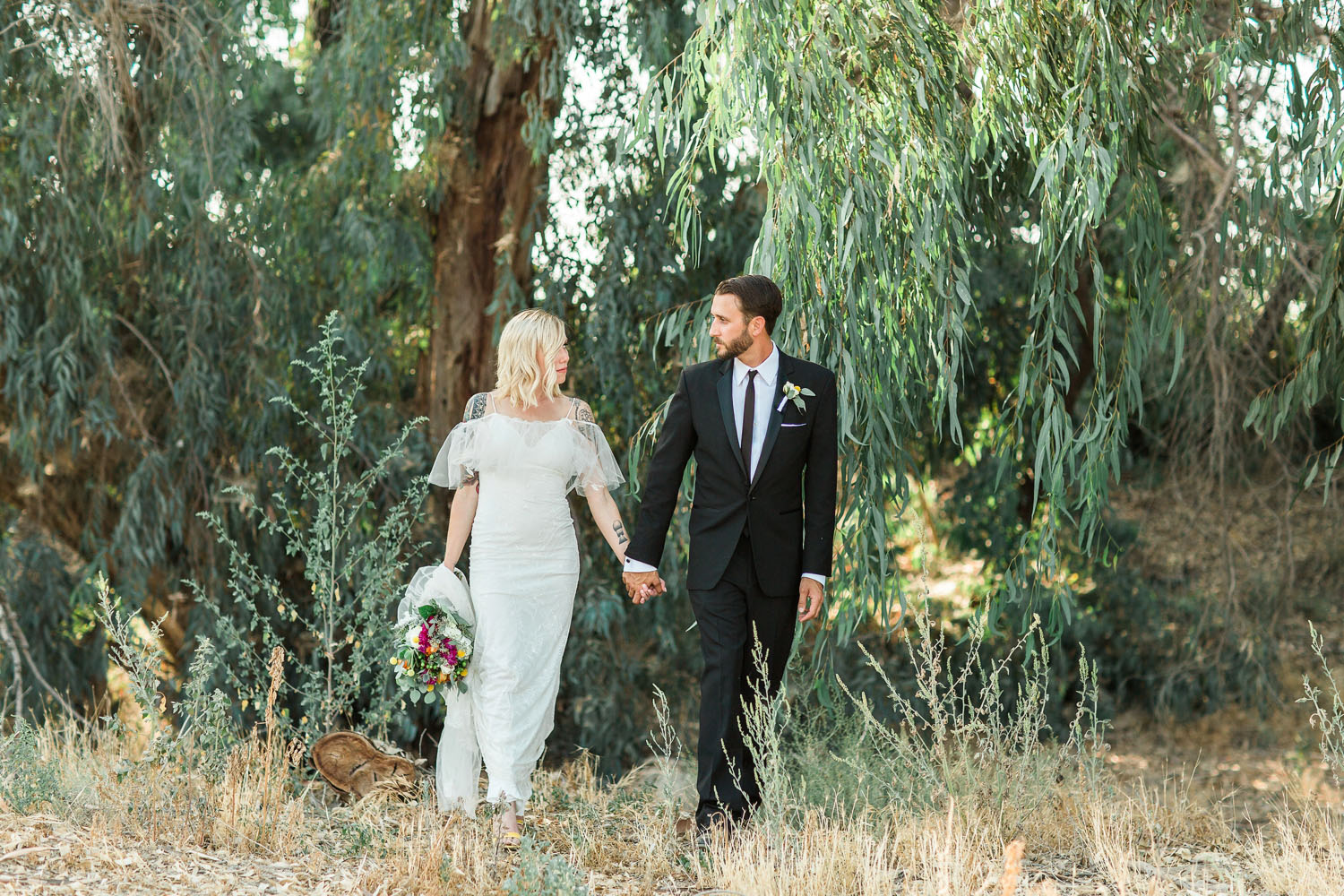 The Photege - Elegant Boho Wedding on Suburu Farm in Bakersfield California- Cassie and Darin Buoni-3011