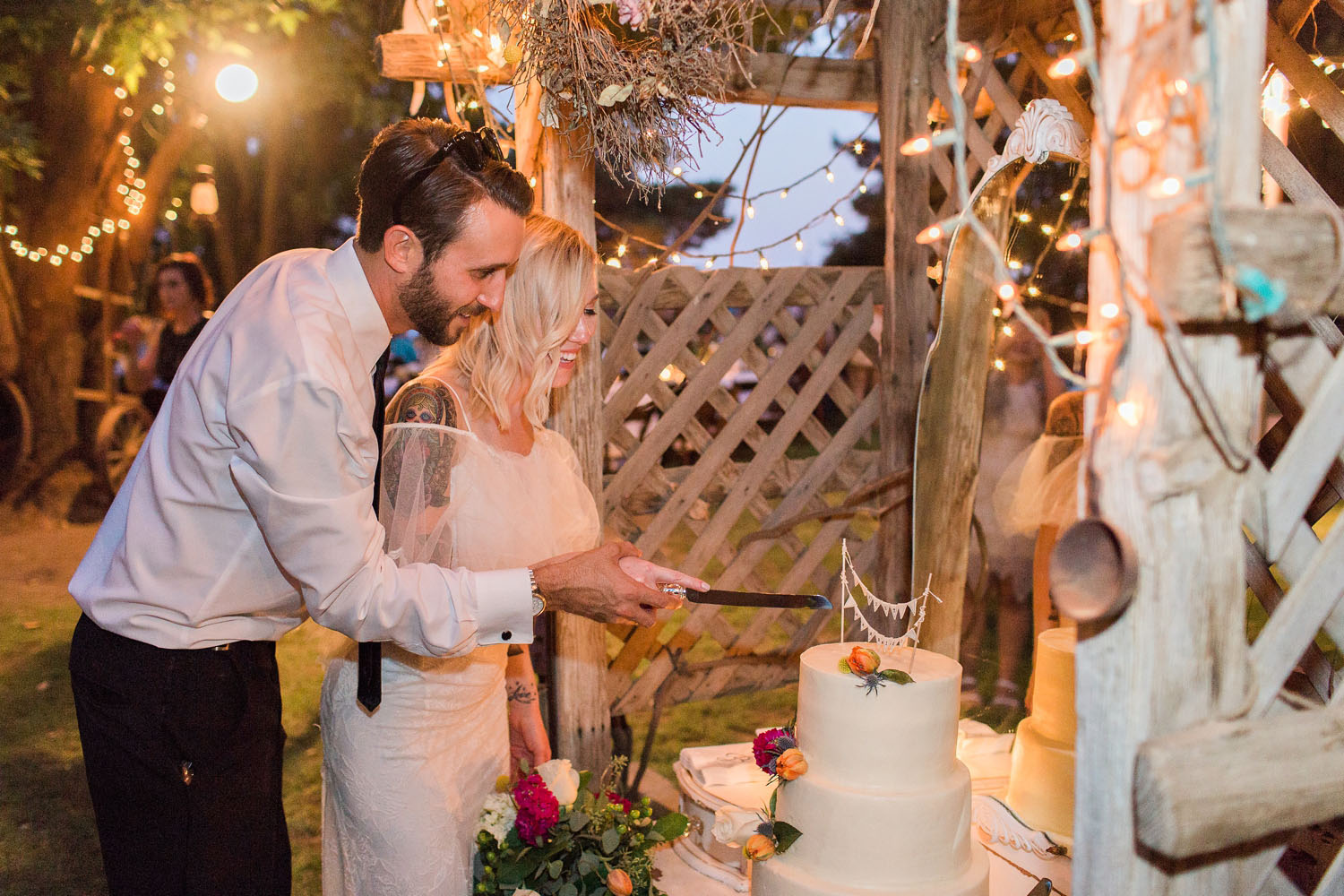The Photege - Elegant Boho Wedding on Suburu Farm in Bakersfield California- Cassie and Darin Buoni-3073