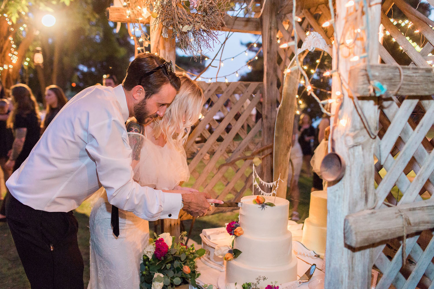The Photege - Elegant Boho Wedding on Suburu Farm in Bakersfield California- Cassie and Darin Buoni-3074