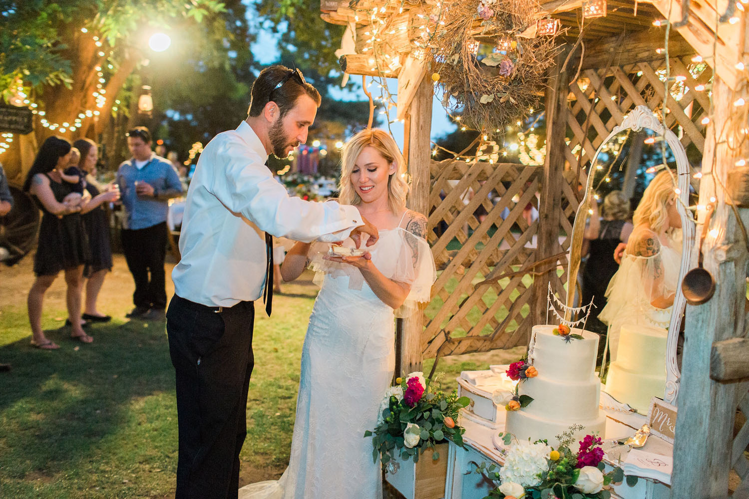 The Photege - Elegant Boho Wedding on Suburu Farm in Bakersfield California- Cassie and Darin Buoni-3075