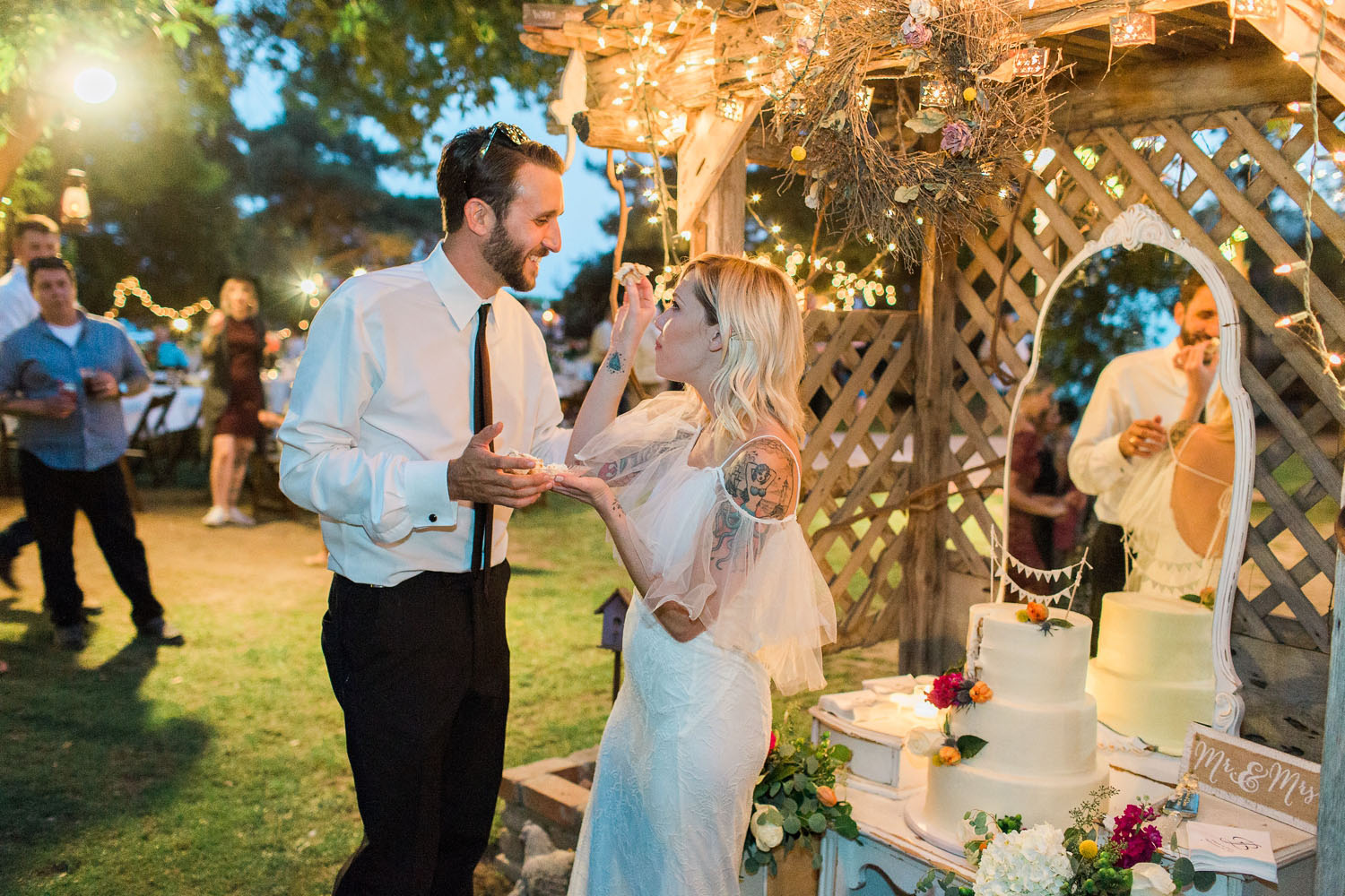 The Photege - Elegant Boho Wedding on Suburu Farm in Bakersfield California- Cassie and Darin Buoni-3077