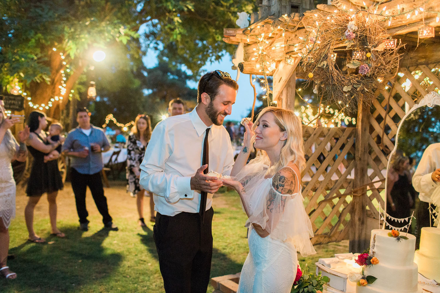 The Photege - Elegant Boho Wedding on Suburu Farm in Bakersfield California- Cassie and Darin Buoni-3078