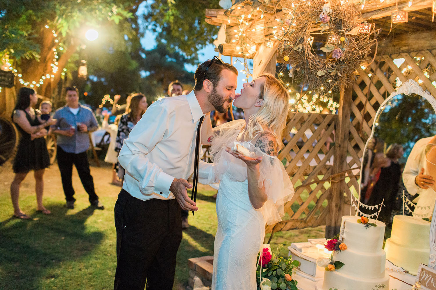 The Photege - Elegant Boho Wedding on Suburu Farm in Bakersfield California- Cassie and Darin Buoni-3081