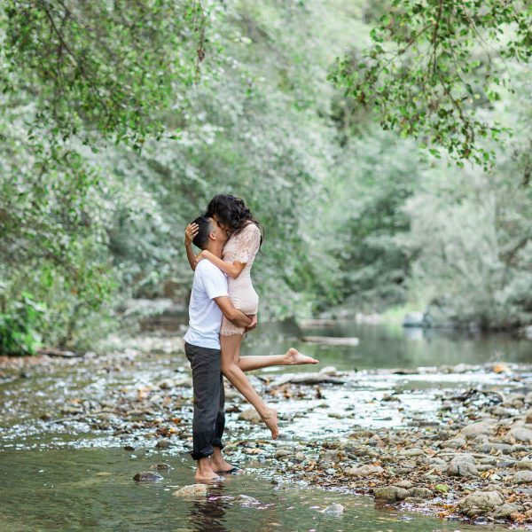 Victoria + Philip {big sur, san luis obispo, central coast engagement session}