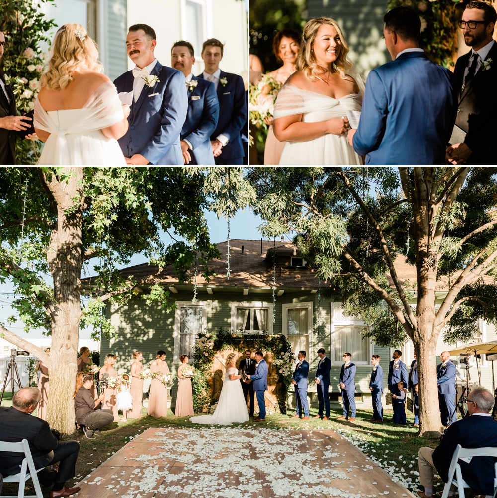 the belle rae wedding