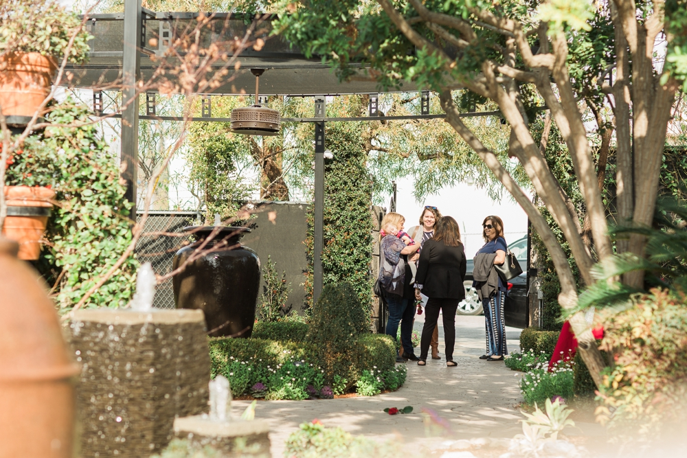 secret garden proposal, monji gardens surprise proposal
