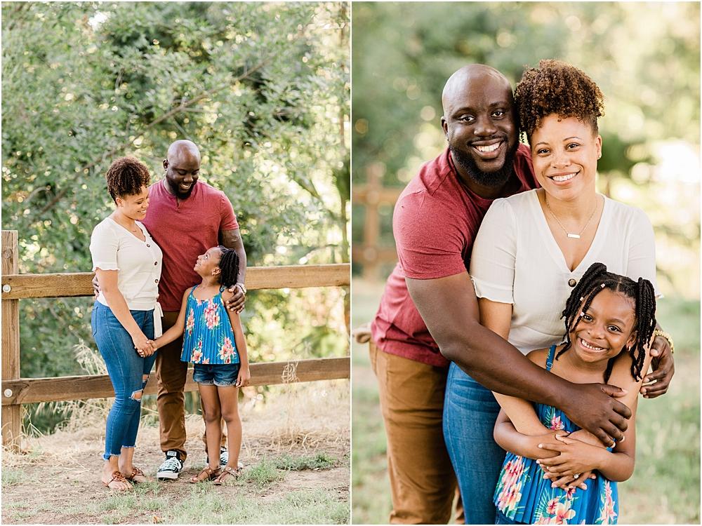 blended family engagement session